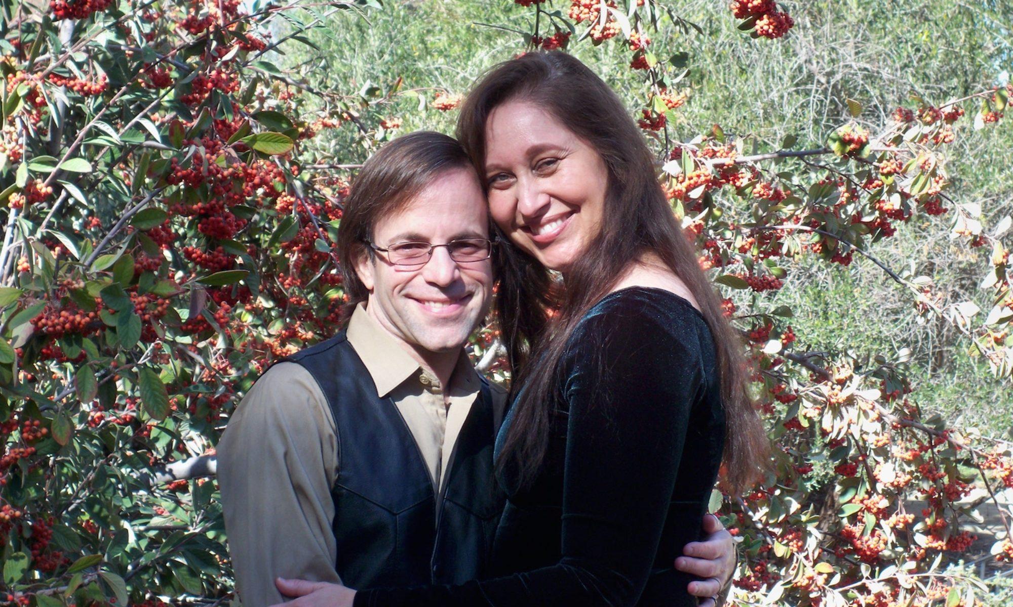 Adam & Diana Fanello